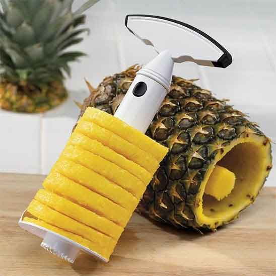 Handy Heavy Duty Pineapple Corer